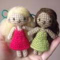 Sidonie : modèle de poupée au crochet 01