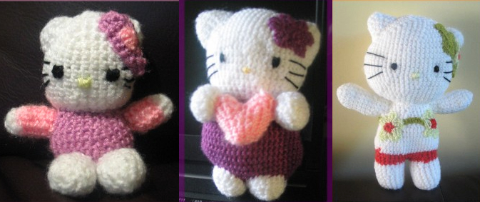 amigurumis-hello-kitty