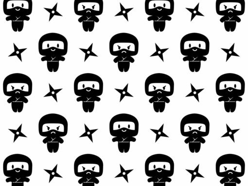 Ninjas joyeux et Ninjas grognons