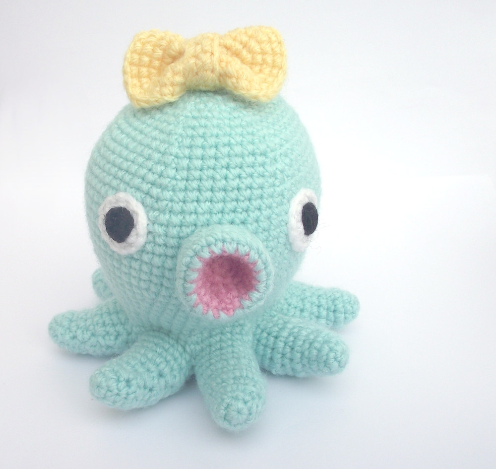 pierrette the amigurumi octopus 02