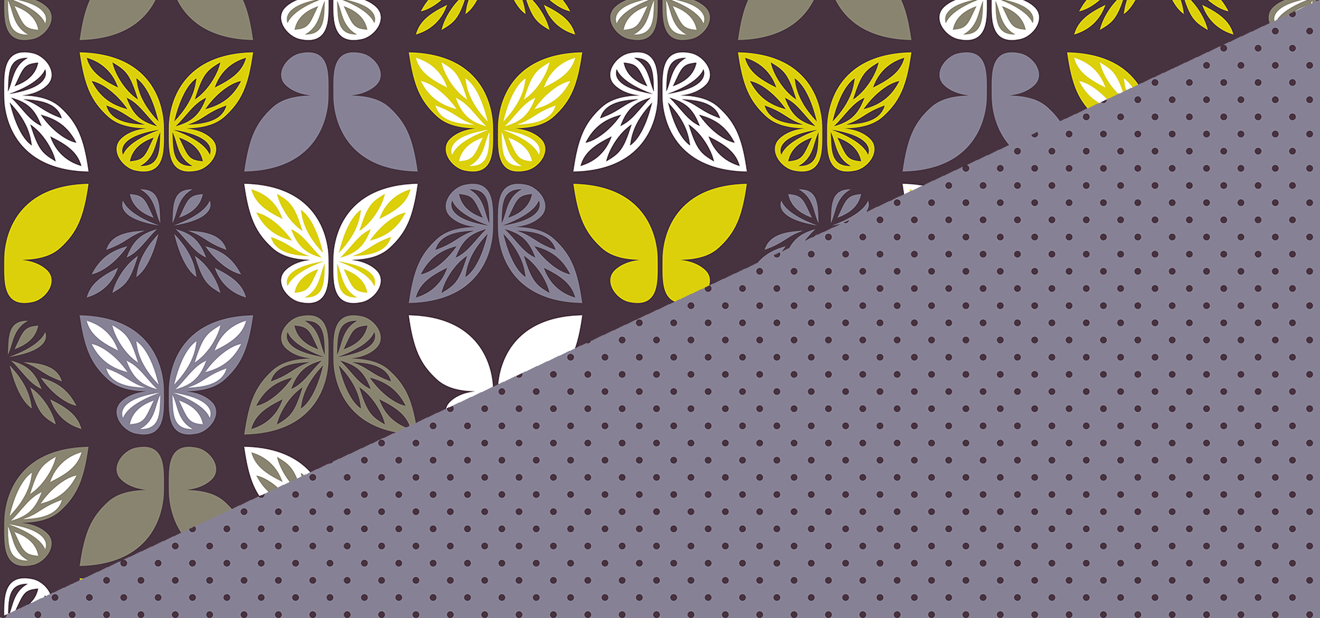 fairy wings pattern collection by petits pixels