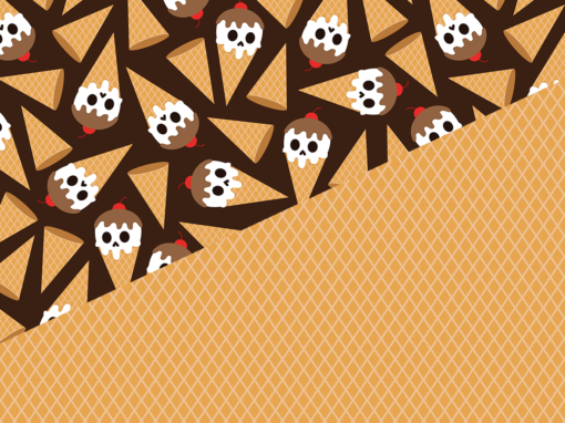 Sugary skulls