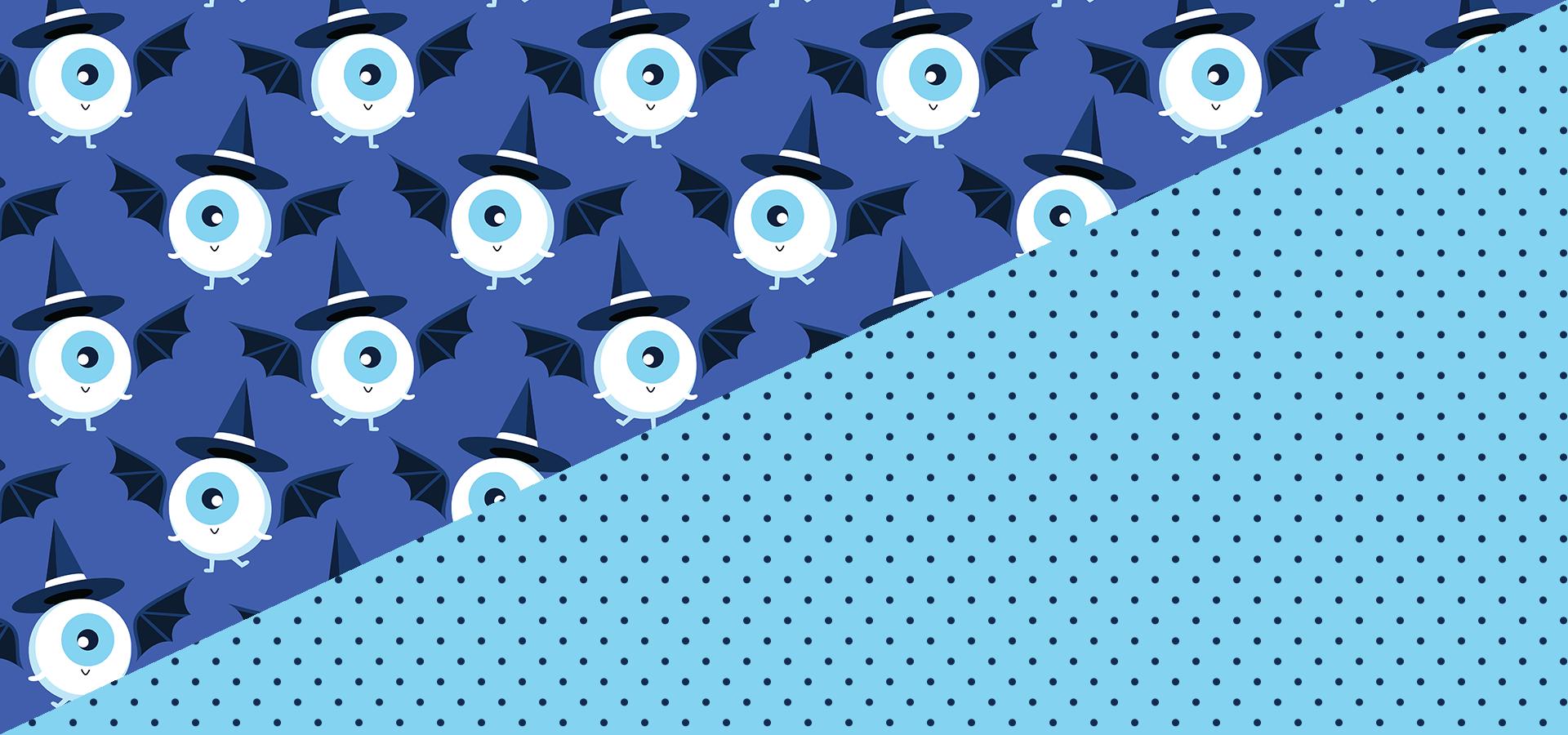 evil eye dance pattern collection